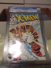 Marvel The Uncanny X-Men 217 CGC 9.2 1987