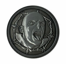 More details for harry potter limited edition coin - voldemort