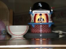 Dept. 56 Chicago white sox lighted refreshment stand