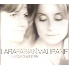 ☆ CD SINGLE Lara FABIAN & MAURANE Tu es mon autre 3-Track digifile ☆
