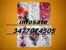 COVER CUSTODIA IPHONE 4G rigida artistico floreale