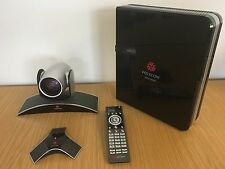 Polycom HDX 8000 HD with Multi-Point Licence and lastest software