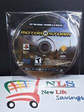 PS3 MotorStorm DISC ONLY