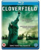 Cloverfield [Blu-ray] [2008] [Region Free] [DVD][Region 2]