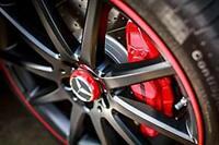 x1 pcs Mercedes Benz Cache Moyeu AMG W117 CLA45 W205 C63 W207 W176 A45 X156 GLA4