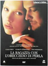 Dvd La Ragazza con l'orecchino di perla - Collector's ed. 2 dischi digipack
