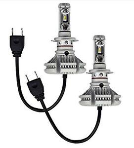 Heise HE-H7LED LED Headlight Kit / H7 LED HEADLIGHT BULB KIT **NEW**
