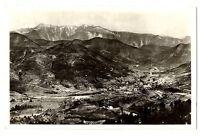 CPSM 06 Alpes Maritimes Sospel Vue générale et les Monts-Italiens
