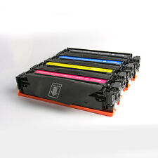 4pk Toner Cartridge CF410X -413X 477A For HP LASERJET M452dw M452nw MFP M477fnw