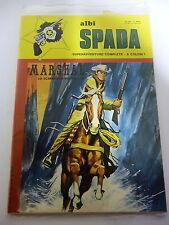 ALBI SPADA - NUOVA SERIE  N.15 [ MARSHAL ] 1975 ed. Flli Spada