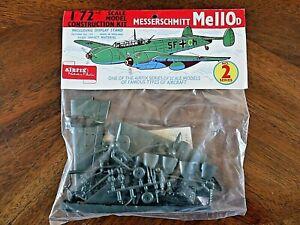 SERIES 2 BAGGED EARLY AIRFIX MODEL KIT 1/72 SCALE MESSERSCHMITT ME110D