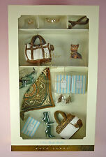 NEW YORK YORKIE - SILKSTONE BARBIE ACCESSORY SET - NRFB