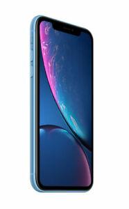 Apple iPhone XR - 64GB - Blue (Unlocked) A1984 (CDMA + GSM)
