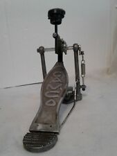 Vintage Camco Bass Drum Foot Pedal w Axis adjustable angle beater Kick Strap