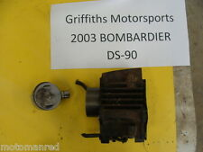 02 03 BOMBARDIER ATV DS90 DS 90 TAIWAN CAN AM CYLINDER PISTON RINGS JUG BARREL