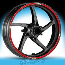 Adesivi moto APRILIA SHIVER-strisce RACING3 cerchi ruote wheels stickers