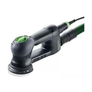 Festool RO90DXFeq-Plus 110v Rotex Sander GB Systainer 571822 16amp yellow plug
