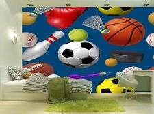 Sports  Wall Mural Photo Wallpaper GIANT WALL DECOR Paper Poster Free Paste