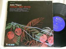 EDDIE CLEANHEAD VINSON Cherry Red Blues King KS 1087 stereo LP