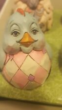 jim shore easter eggs individual and hand painted