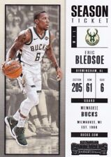 Eric Bledsoe 2017-18 PANINI CONTENDERS Basketball cartes à collectionner, #23