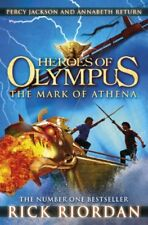 The Mark of Athena (Heroes of Olympus Book 3),Rick Riordan