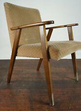 60er Vintage Sessel Lounge Easy Chair Danish Modern Mid-Century Holz