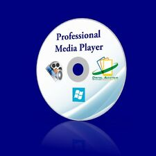 Any Media Player Youtube Player - Play Any Video DVD Music Audio SVCD Windows
