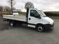 2013 Iveco Daily dropside, Iveco 35C13 LWB, Iveco//mercedes/Pickup/flatbed