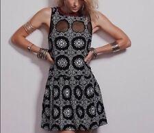 FREE PEOPLE Ovs Embellished Night Dress ☮ Size Small