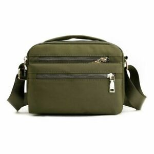 Waterproof Women Shoulder Bag Nylon Crossbody Casual Large Travel Clutch Female