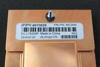 IBM BladeCenter Heatsink P/N:49Y0659 FRU: 46C3545