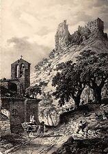 BR6565 Rochemaure Chateau et Enciente Eglise Mpontelimar  postcard  france