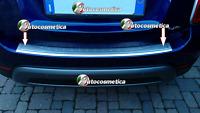 Modanatura Battivaligia Soglia Paraurto Posteriore in Acciaio Satinato FIAT 500X