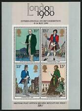 GREAT BRITAIN 1980 VF MNH Souvenir Sheet Sc# 872a International Stamp Exhibition
