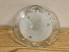 Vintage Glass Art Deco Ceiling Light Shade