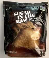 Sugar In The Raw BULK 6 Lbs Non GMO