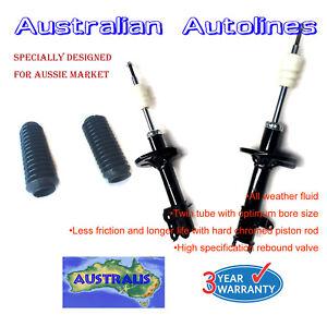 2 Brand New Rear Shock Absorbers / Struts for Mazda 323 Astina BJ BJ10 98-03