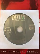 Dexter - Season 6, Disc 1 REPLACEMENT DISC (not full season)