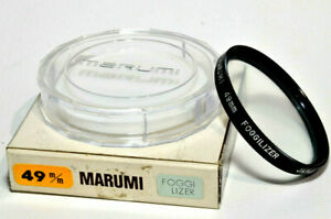 Marumi Filter Foggi-Lizer 49mm Effekt Fog Für Foto Mit Farben Dumpf
