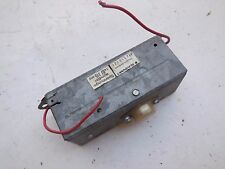 Porsche 356 BLAUPUNKT Radio Voltage Converter 6V  7607315000