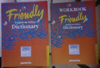 Friendly English Italian Dictionary con workbook allegato 1999 Ed.Paravia Torino