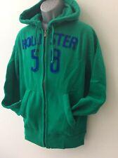 Men's Hollister Hoodie Full Zip Hoodie BNWT Free Delivery Great for all Seasons