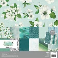 12x12 Scrapbooking Paper Pack - Morning Dew