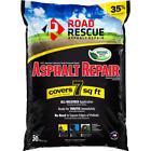 Road Rescue Asphalt Repair Driveway Road Concrete Patch Parking Lot 50 lbs Black