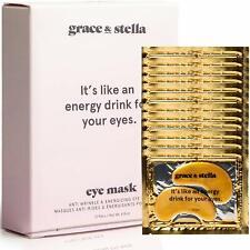 Grace & Stella eye masks 12 pairs