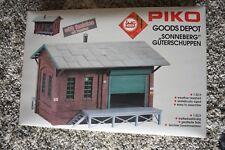 LGB Piko Goods Depot Building 62008 Sonneberg Guterschuppen