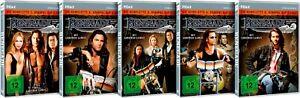 Renegade - Gnadenlose Jagd - Gesamtedition / komplette Serie auf 20 DVDs