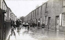 St Ives. Floods, Crown Walk.