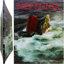 Neptunia n°218 2000 naufrage Erika Pavillons Paul Perraudin Ile de Groix etc